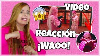 J BALVIN - ROSA VIDEO REACCIÓN - Eli ♥