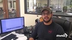 Victor S. - Status Trucks Dispatcher