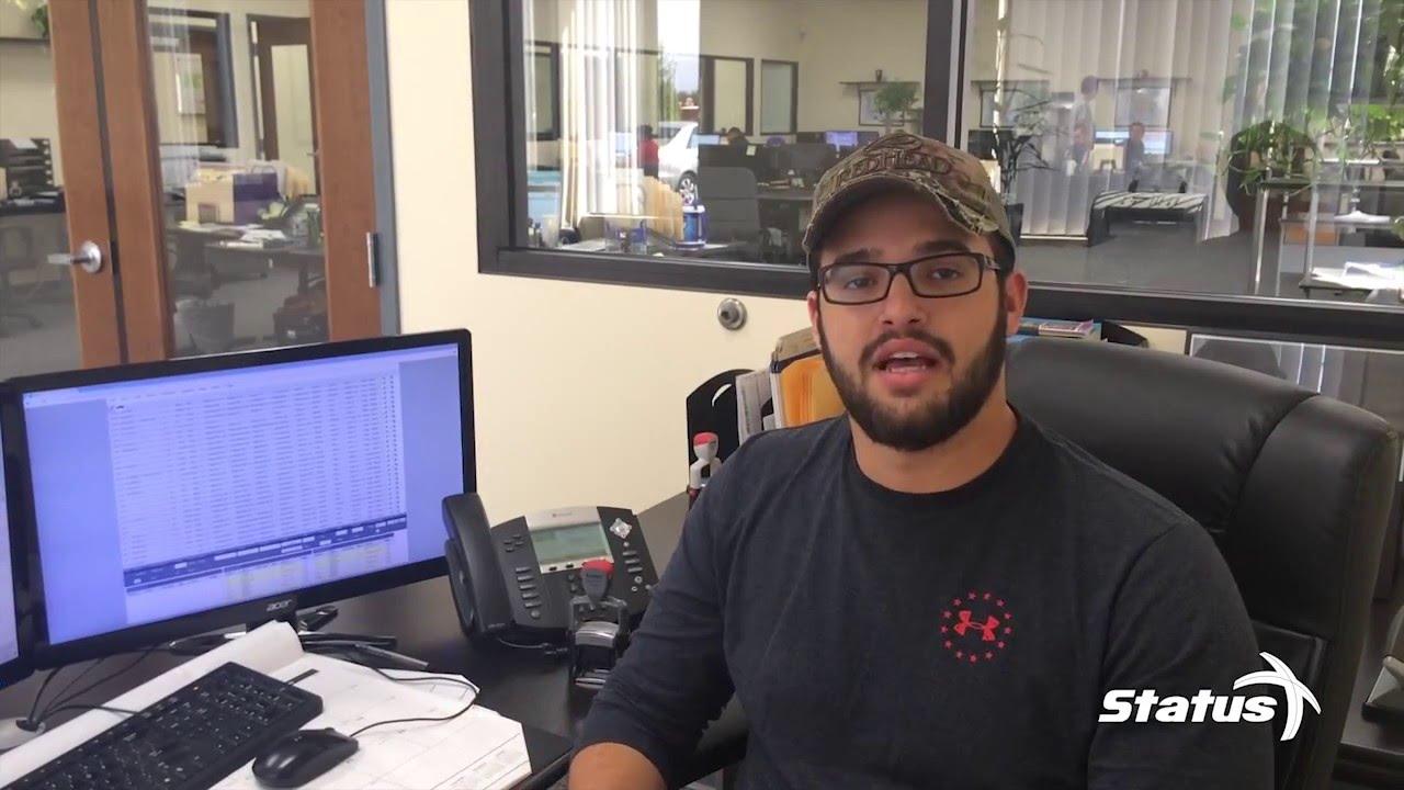 Victor S  - Status Trucks Dispatcher