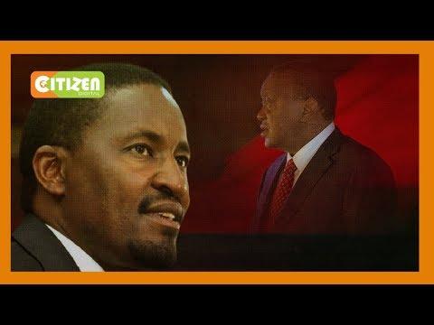 Kiunjuri Claims President Uhuru Is Unfairly Targeting Him