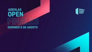 Finales - Adeslas Open 2020  - World Padel Tour