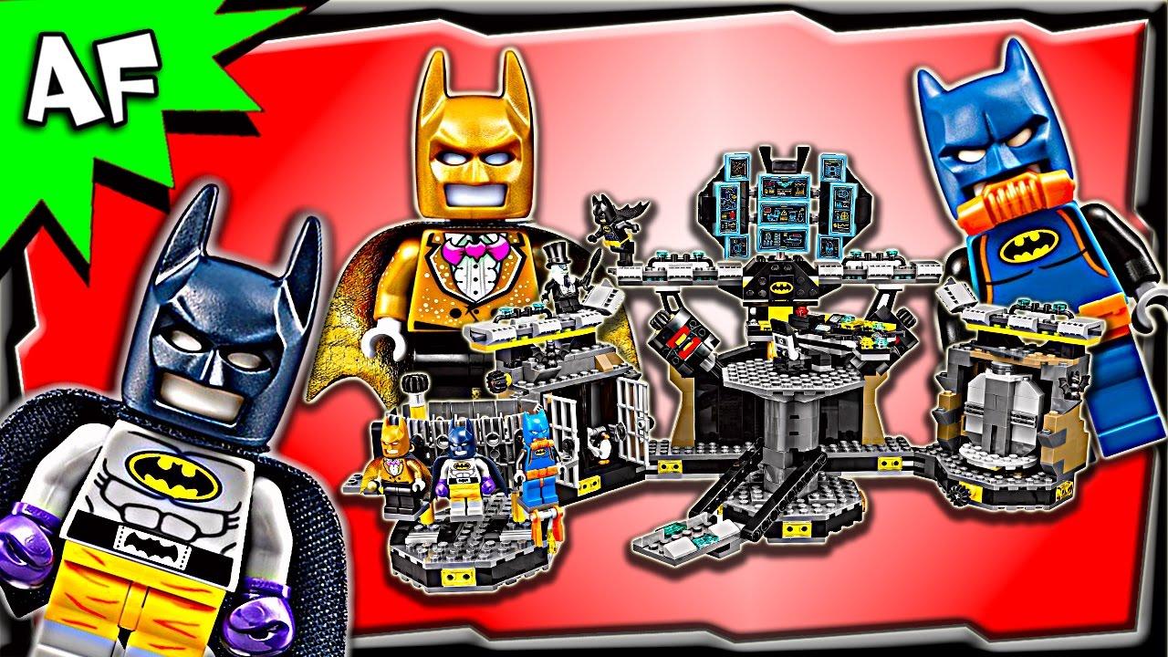 LEGO 30522 30524 30523 il film BATMAN
