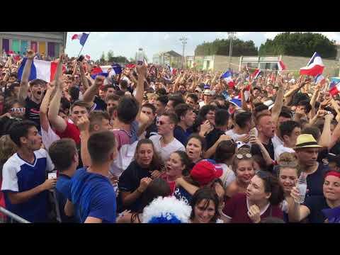 Angoulême en liesse après la victoire des Bleus thumbnail