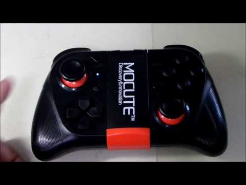 Mocute 050 Gamepad: Unboxing & Initial Impressions