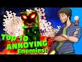 Top 10 annoying enemies in video games spacehamster mp3