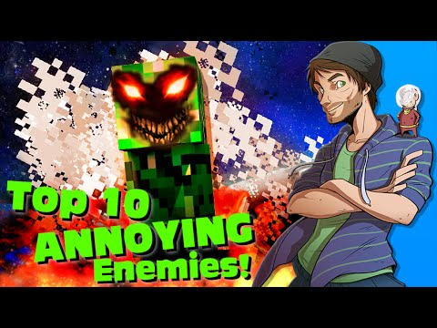 Top 10 Annoying Enemies in Video Games - SpaceHamster