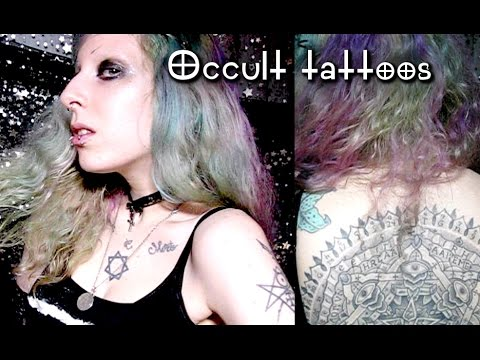 My Magick & Occult Tattoos