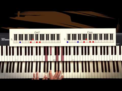 How to Play: Rocket Man - Elton John. Piano Tutorial by Piano Couture