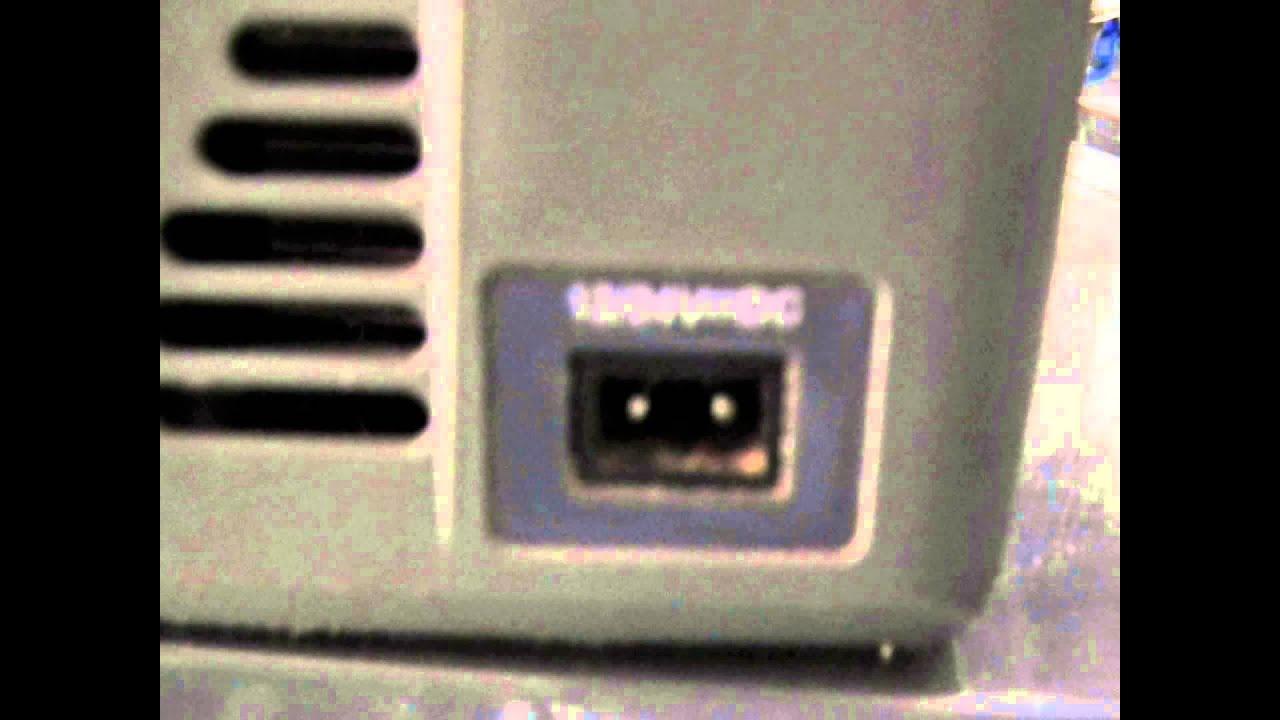 Автохолодильник купить WAECO TropiCool TC-35FL .wmv - YouTube