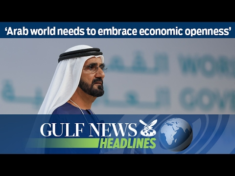 'Arab world needs to embrace economic openness' - GN Headlines