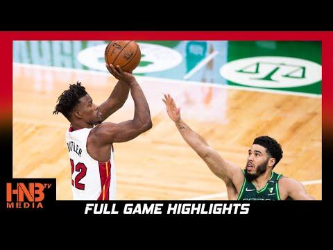Miami Heat vs Boston Celtics 5.11.21   Full Highlights
