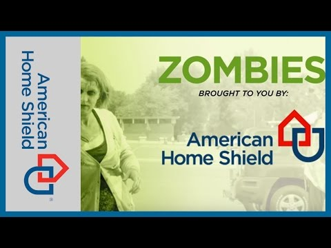 American Home Shield - Zombies (sponsored)