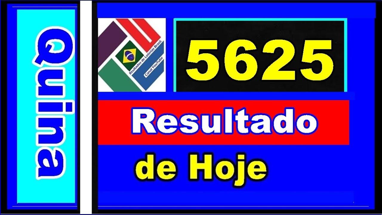Download Quina 5625 - Resultado da Quina Concurso 5625