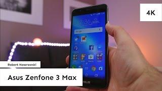 Asus Zenfone 3 Max Pierwsze wrażenia | Robert Nawrowski