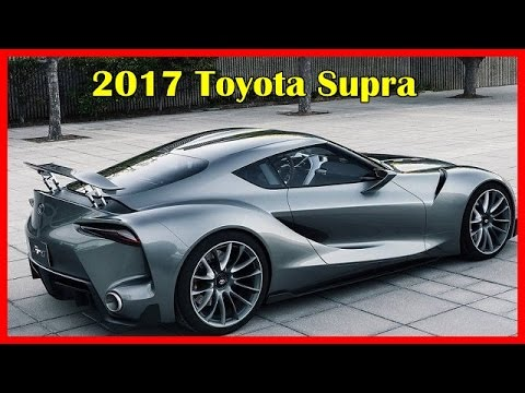 2017 Toyota Supra Picture Gallery