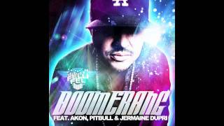 "(Full Mix) ""Boomerang (Dj Vice Remix)"" - Akon, Pitbull, & Jermaine Dupr [Hot New Hit 2011]"