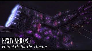 FFXIV Void Ark Battle Theme
