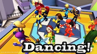 Marvel Super Hero Squad Online Music Power Emotes