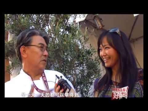 Hello好萊塢 - 洛杉磯美食節吸引上萬食客 華裔名廚參與獻藝 / Los Angeles Food and Wine Festival