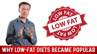 The Real Reason Why LOW-FAT DIETS Became Popular