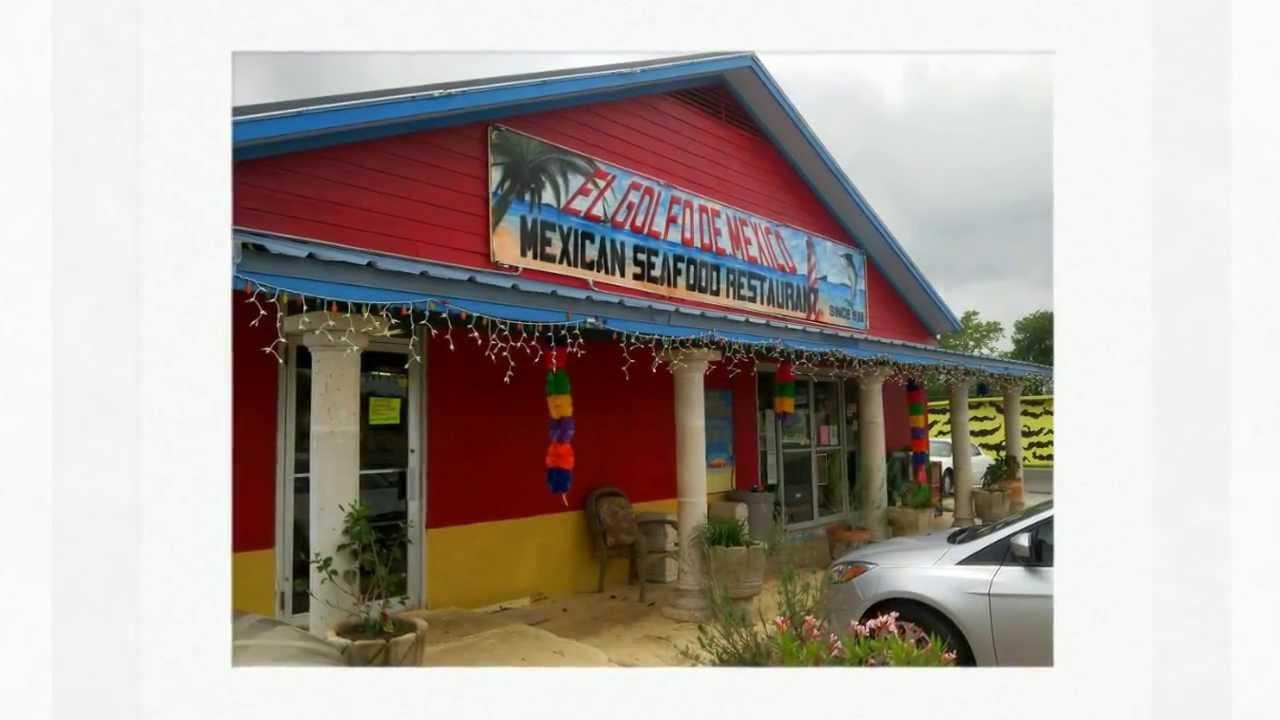 El Golfo De Mexico Mexican Restaurant In San Marcos Tx