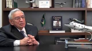 Entrevista com Ozires Silva, Fundador e Ex-Presidente da Embraer