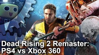 Dead Rising 2 Remaster: PS4 vs Xbox 360 Analysis + Frame-Rate Test