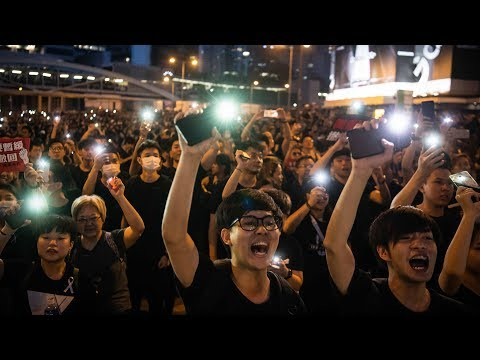 Hong Kong government apologizes for handling of extradition law
