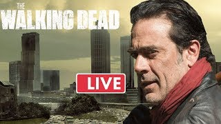 The Walking Dead: Erster Kampf! - Moviepilot Live Talk | Staffel 8 Episode 1