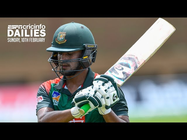 Shakib ruled out of NZ ODIs   Daily Cricket News