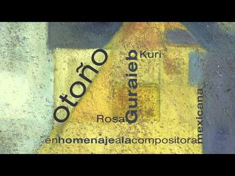 """""""Puerto de arribo"""" del cd """"Otoño"""" de Rosa Guraieb, Duane Cochran, piano"""