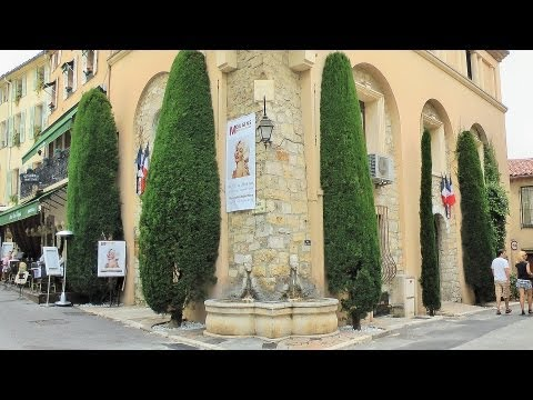 Mougins, French Riviera, France [HD] (videoturysta)