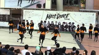 ou polyu mass dance 2014