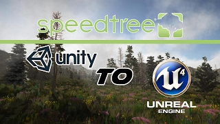 Collections Unreal Engine Speedtree Tutorial   Tutorial