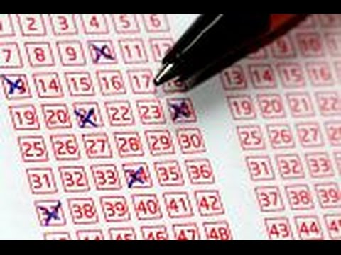 Picking Lottery Numbers - Lottery Systems - YouTube