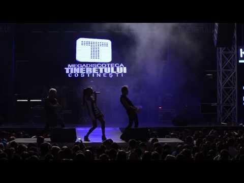 DJ Sava feat. Raluka - Love You (Live @ Mega Discoteca Tineretului 2013)