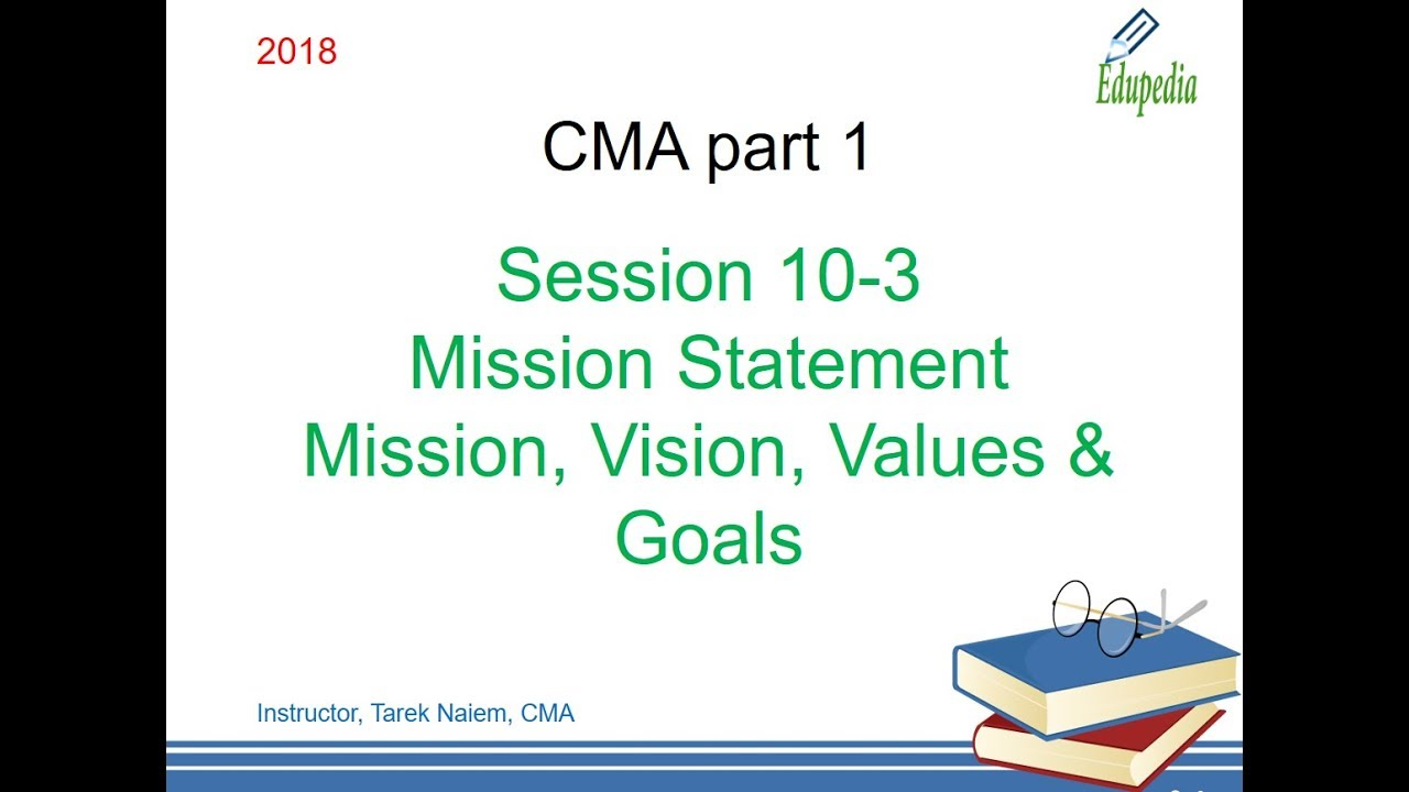what is a good database mission statement