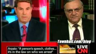 Sheriff Arpaio vs. CNN