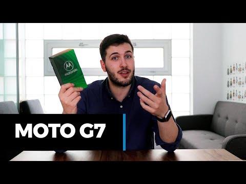 LOS NUEVOS MOTO G7 + unboxing   Hipertextual
