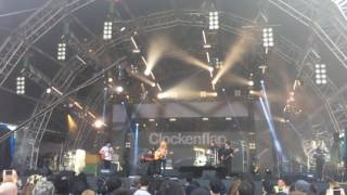 Bikes by Lucy Rose @ Clockenflap 2016