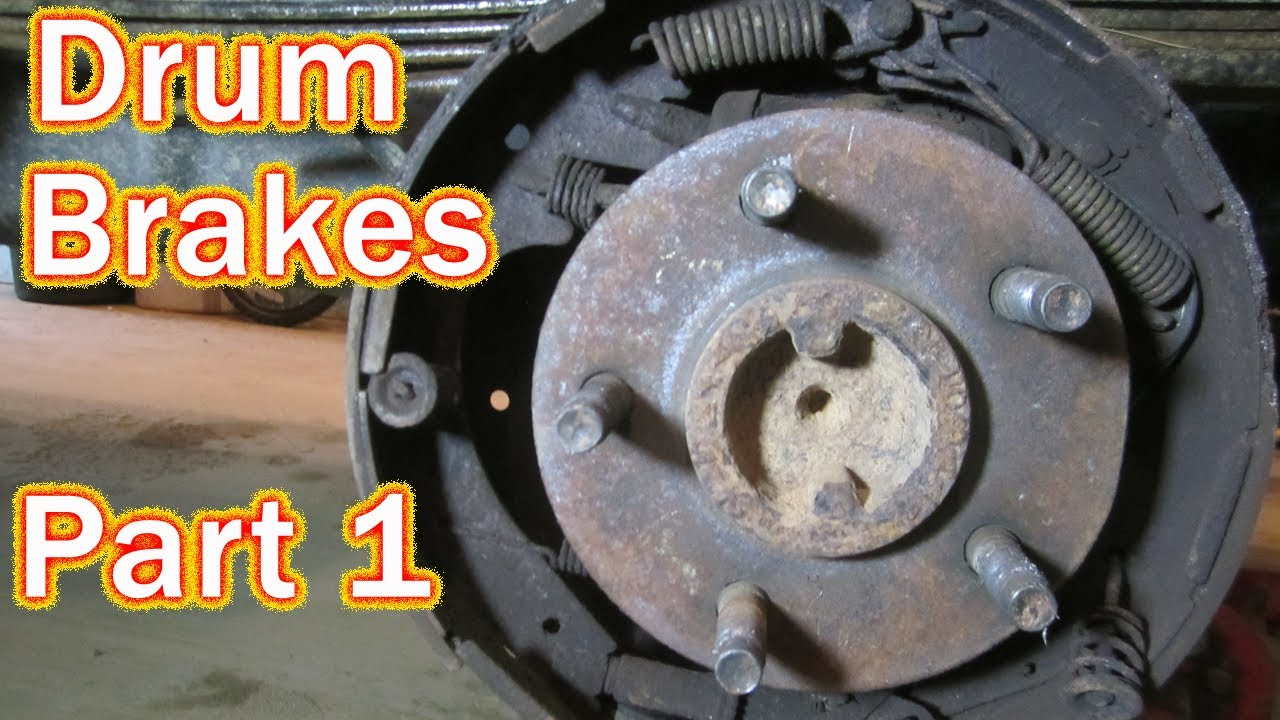 DIY Ford Ranger Drum Brake Replacement  How to Replace