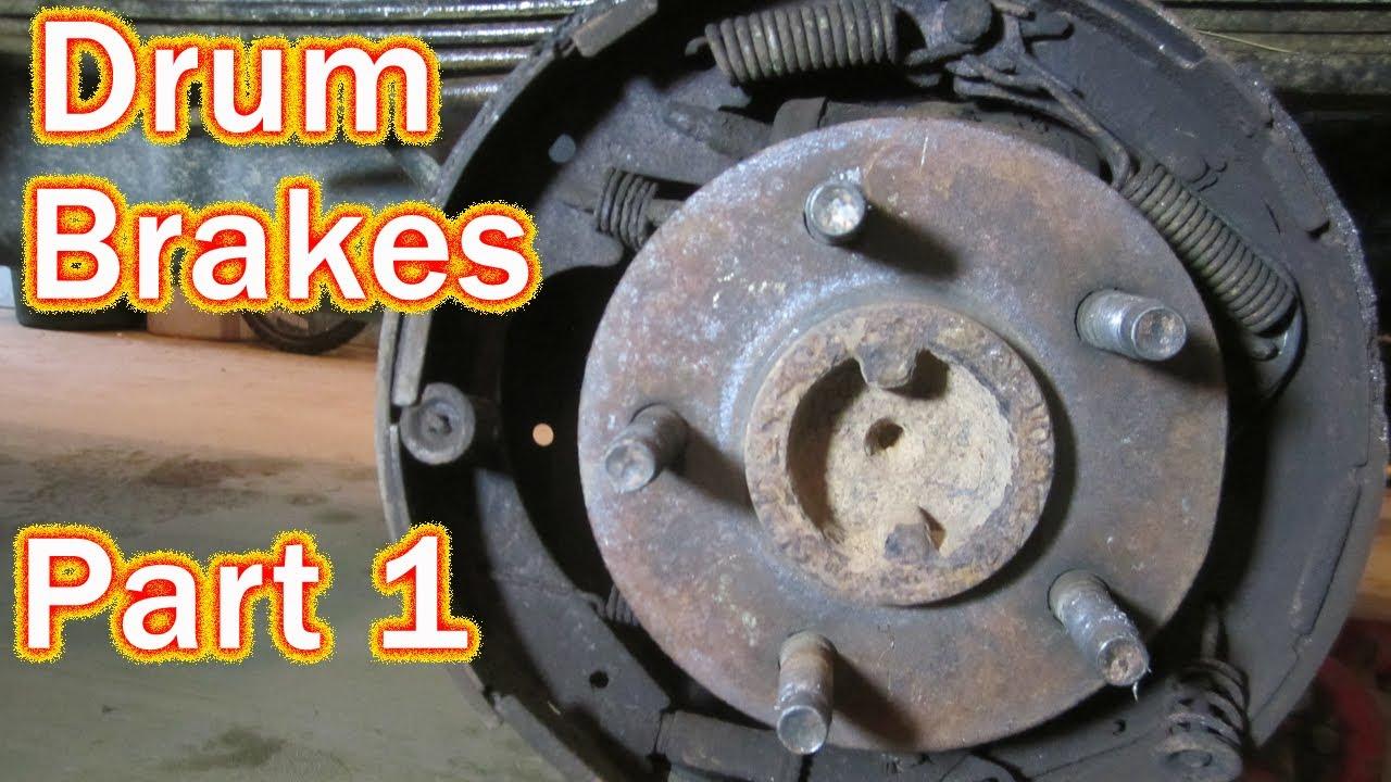diy ford ranger drum brake replacement how to replace rear drum brake shoes wheel cylinder [ 1280 x 720 Pixel ]