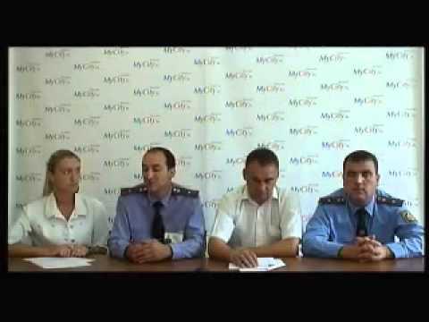 Октябрьский РОВД. Интервью для Mycity.by