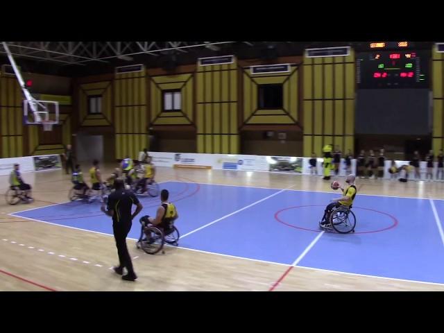 Match Hornets Le Cannet VS Lille le 16-11-2019