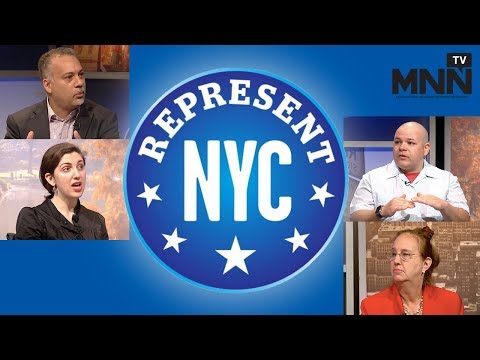 Represent NYC: Probing Open Data to Solve NYC's Problems