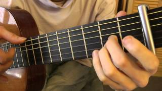 Cours de guitare - Sérgio Mendes / Jorge Ben Jor : Mas que nada (2/3) Refrain
