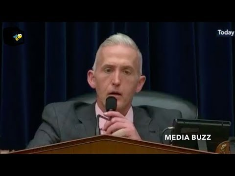 Trey Gowdy House Oversight Hearing on 2020 U.S. Census