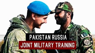 Special Forces Training || Pakistan And Russian Joint Military Exercise  (2020)