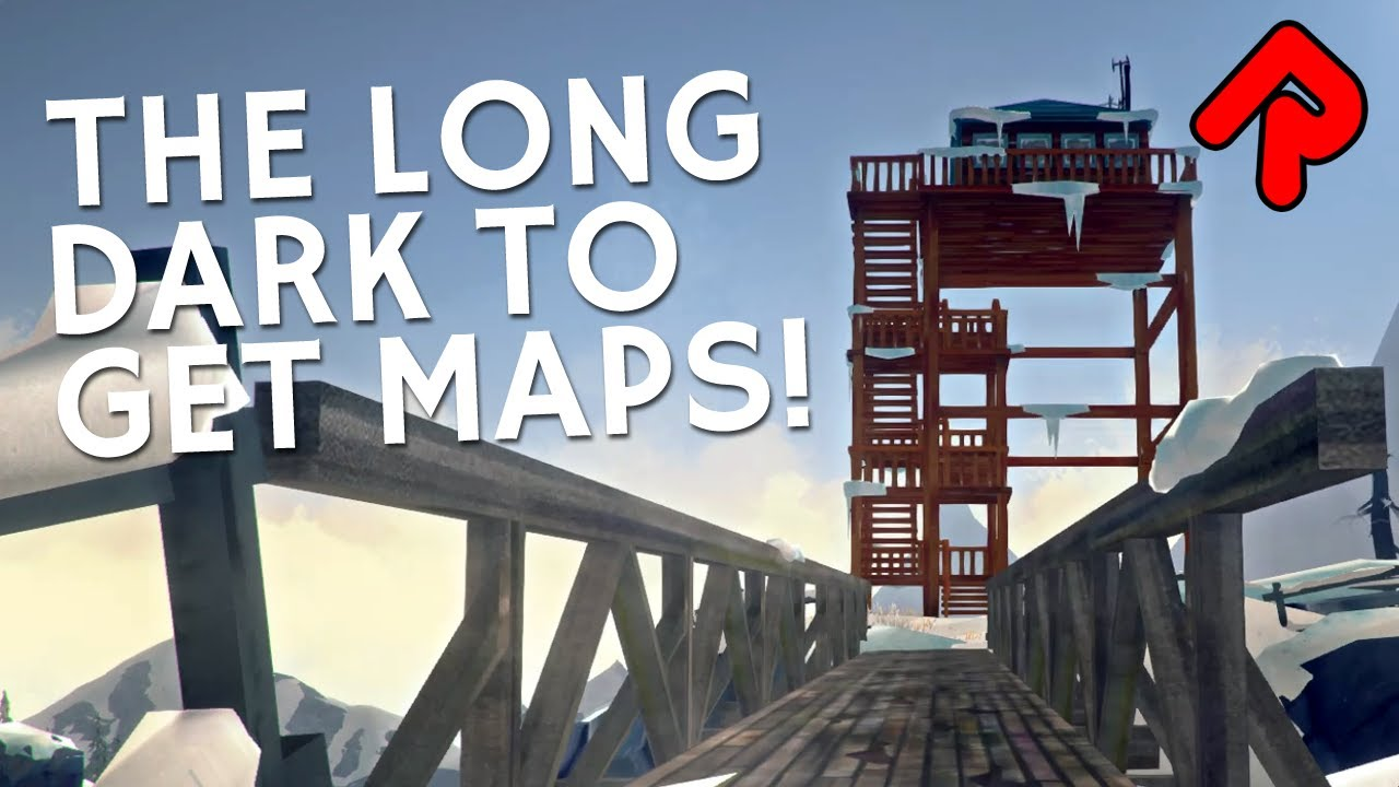 The Long Dark Faithful Cartographer Update to get maps  more