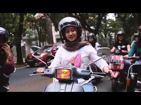 Lagu vespa baru - cwe scooter